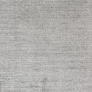 Laagpolig vloerkleed Plain Dust Steel