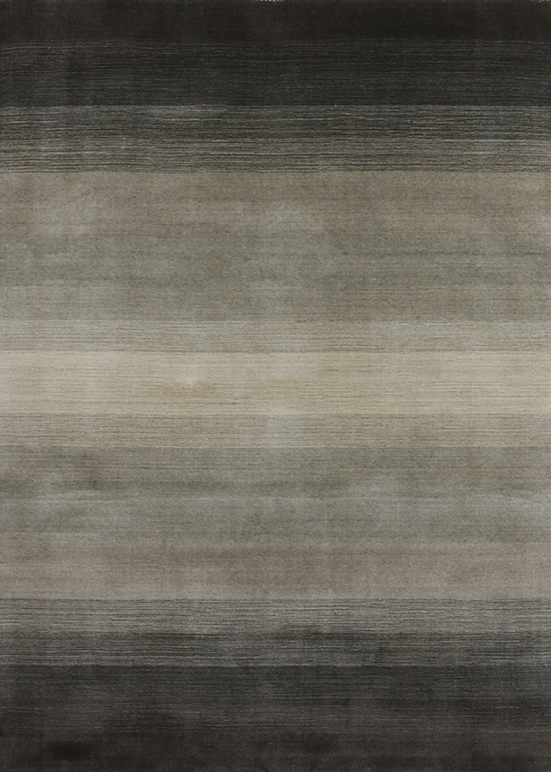 Laagpolig vloerkleed Panorama natural grey