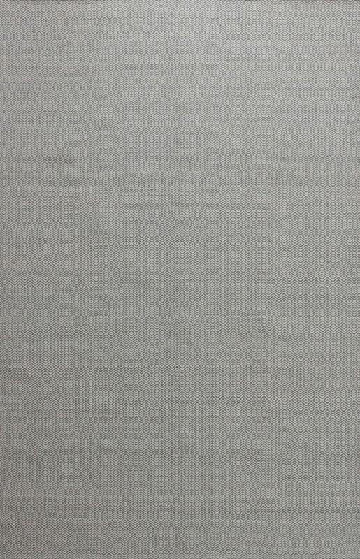 Laagpolig vloerkleed Bellevue grijs