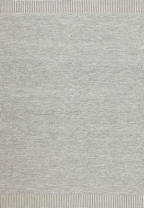 Laagpolig vloerkleed Comfort grijs